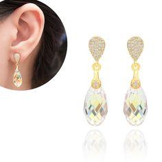 Diamond Drop of Briolette