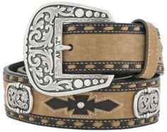 Ariat® San Juan Mens Belt 10004281   Cavender's