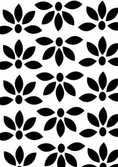 Wallpaper s, designer wallpaper, japanese patterns, stencil Stencil Patterns, Stencil Designs, Tile Patterns, Border Embroidery Designs, Embroidery Flowers Pattern, Pretty Phone Wallpaper, Heart Wallpaper, Mexican Wall Art, Stencils