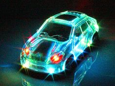 rogeriodemetrio.com: USB Racing Car MP3 Player