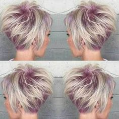 Chic Short Haircuts: Popular Short Hairstyles for 2019 # 201820 . Chic Short Haircuts: Popular Short Hairstyles for 2019 # 20182019 Source by frisurgram Popular Short Hairstyles, Layered Bob Hairstyles, 2015 Hairstyles, Brunette Hairstyles, Boho Hairstyles, Short Stacked Haircuts, Fine Hairstyles, Stacked Bob Fine Hair, Stacked Bob Short