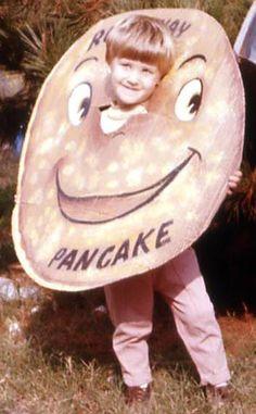 runaway pancake