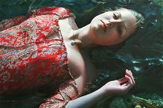 Hyper-Realistic Paintings of Women by Yigal Ozeri | Inspiration Grid | Design Inspiration