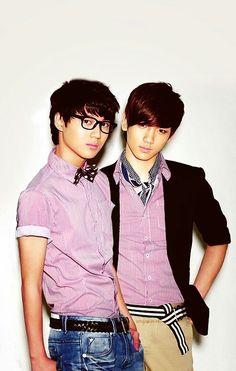 Taemin and Key #SHINee