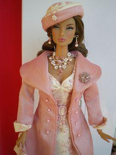 Pretty in pink-Poppy Parker