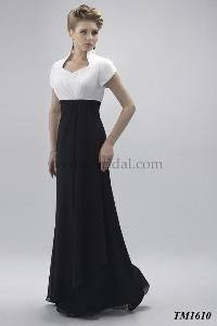 A Formal Choice - Long Modest Bridesmaids Really like this one. $178