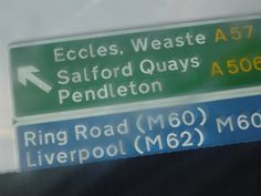 A57 Salford, Liverpool, Transportation, Type