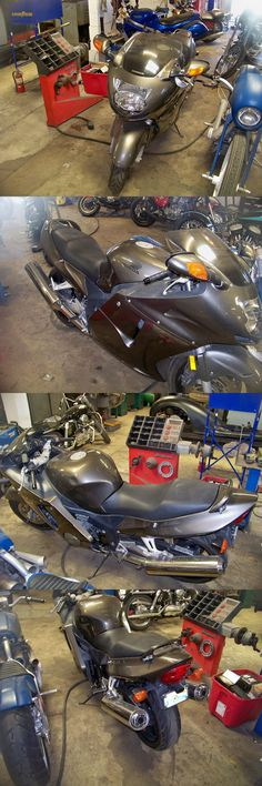 Motorcycles: 2000 Honda Cbr 2000 Cbr 1100 Xx Blackbird Cbr1100 Honda Motorcycle -> BUY IT NOW ONLY: $2000 on eBay!