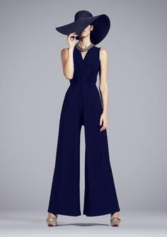 Key fashion trends for 2013 Bohemian Rhapsody  Embrace the spirit of the seventies a la Yves Saint Laurent (both now and then) with a super-chic jumpsuit and floppy hat.