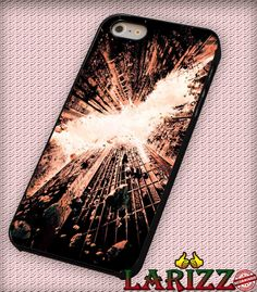 """Batman Cracked Out Broken glass for iPhone 4/4s, iPhone 5/5S/5C/6/6 , Samsung S3/S4/S5 Case """"005"""""""