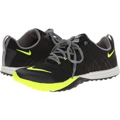 detailed look 34472 4ade4 ... Nike Lunar Cross Element Womens Cross Training Shoes, Black (70) ❤  liked on ...