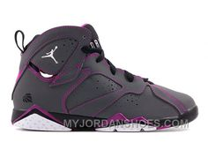 Buy Authentic Air Jordan 7 Retro Girls Dark Grey/White-Black-Fuchsia Flash Lastest from Reliable Authentic Air Jordan 7 Retro Girls Dark Grey/White-Black-Fuchsia Flash Lastest suppliers. Jordans Girls, New Jordans Shoes, Air Jordans, Men's Shoes, Dance Shoes, Michael Jordan Shoes, Air Jordan Shoes, Nike Lebron, Nike Basketball