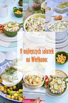 Easter Recipes, New Recipes, Polish Easter, Sea Bass, Polish Recipes, Calzone, Quinoa, Salads, Paleo
