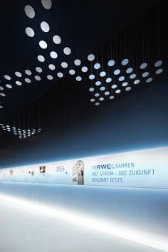 the future is now | rwe by D'art Design Gruppe , via Behance