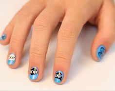 Beauty School Summer Nail Art Tutorial: The Fault In Our Stars Star Nail Art, Star Nails, The Fault In Our Stars, Pretty Outfits, Beauty, Fashion, Moda, Cute Outfits, Fashion Styles