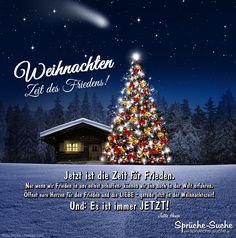 Weihnachtsspruch mit zeit