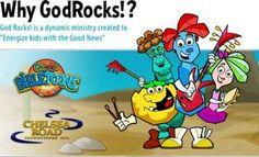 God Rocks Christian DVD