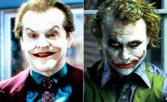 #movies Jack Nicholson's Joker vs. Heath Ledger's: which do you prefer?