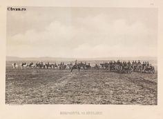 """Regimentul 12 Artilerie, 1902, Romania. Ilustrație din colecțiile Bibliotecii Județene """"V.A. Urechia"""" Galați. http://stone.bvau.ro:8282/greenstone/cgi-bin/library.cgi?e=d-01000-00---off-0fotograf--00-1----0-10-0---0---0direct-10---4-------0-1l--11-en-50---20-about---00-3-1-00-0-0-11-1-0utfZz-8-00&a=d&c=fotograf&cl=CL1.40&d=J217_697980"""