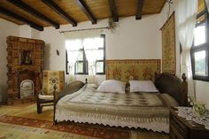 adelaparvu.com despre casa traditionala romaneasca, casa cu arhitectura rustica romaneasca, arh. Doina Petrescu, foto Andrei Baltaretu (18)