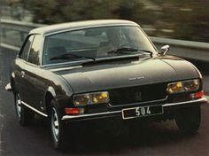 504 coupé