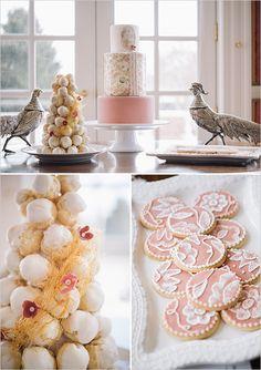 dessert table ideas @weddingchicks