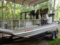 bowfishing boat layout - Google Search