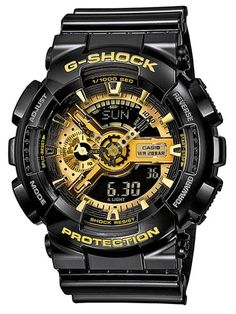CASIO G-SHOCK Watch | GA-110GB-1AER