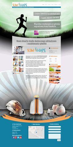 Slim Shape strona główna slide 2