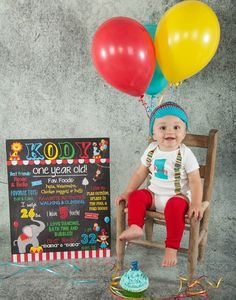 BOYS FIRST BIRTHDAY Outfit-1 with por BetterThanBows en Etsy