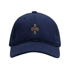 POM POM STRAPBACK SPORTCAP October's Very Own (166.695 COP) ❤ liked on Polyvore featuring hats