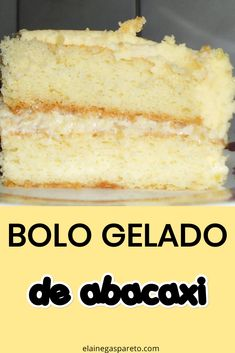 It gets wet, the filling is creamy and easy to make. Access now the recipe, save the pin! Iced Cake Recipe, Cake Recipes, Snack Recipes, Dessert Recipes, Easy Smoothie Recipes, Easy Smoothies, Ice Cake, Pumpkin Spice Cupcakes, Cinnamon Cream Cheeses