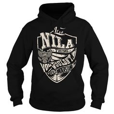 Its a NILA Thing (Eagle) - Last Name, Surname T-Shirt