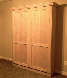 Murphy Bed by Murphy Wallbed USA #MurphyWallbedUSA #murphybed #Wallbed