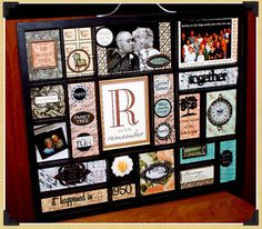 Beautiful site with great ideas for collage, ATC, etc.