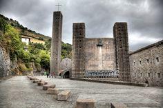 Apparently a Mus Do Item -  near our rural hotel. The Sanctuary of Arantzazu in Oñati   The Other Spain