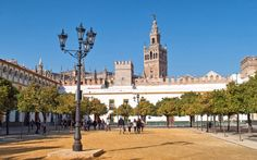 Winter in Seville – exploring the architecture of this beautiful Spanish city and why off-season is the best time to visit.