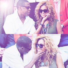 "Jay Z & Beyonce - ""If I'm with you, then I'm with only you, my loyalty will never, ever change"""