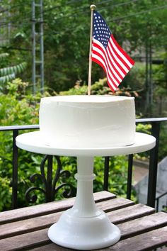 Krissy's Creations: Fourth of July Cake