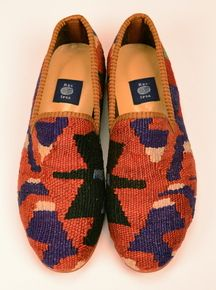 55976083944 WOOL LOAFER Size 9  ResIpsa  Kilim  Loafer  Shoes  Slippers  ResIpsaUSA   MensFashion