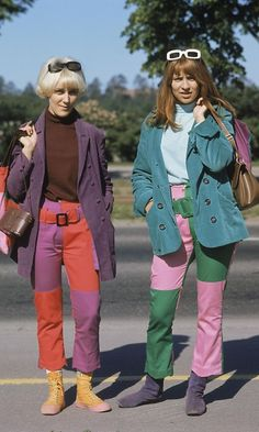 In pics: Fashionable Finns of the and Marimekko, Fashion Forward, 1960s, Take That, Fashion Design, In Trend, Sixties Fashion