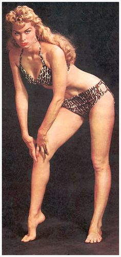 Irish McCalla-Sheena Queen of the Jungle