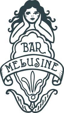 Bar Melusine Logo