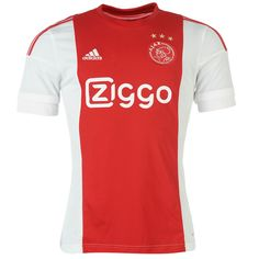 Ajax Home Shirt 2015 2016
