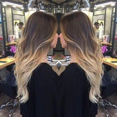 brown ombre blonde hair color 2016 - Best New Hair Styles Best Brunette Hair Color, Ombre Hair Color For Brunettes, Best Ombre Hair, Blond Ombre, Brown Ombre Hair, Brown Blonde Hair, Blonde Color, Long Ombre Hair, Brown To Blonde Balayage