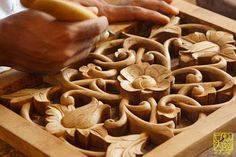 One of the oldest traditional crafts in Malaysia, Terengganu woodcarvers take their inspiration from Islamic art and the rich local flora.