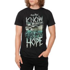 The Color Morale Know Hope Slim-Fit T-Shirt   Hot Topic