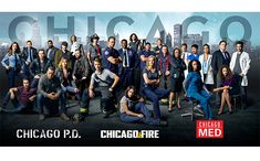 On the penultimate night of PaleyFest 2016, the casts of Chicago Fire, Chicago P.D., Chicago Med,and Law & Order: Special Victims Unit gathered to honor Dick Wolf. While the cast waxed poetic about the uber-producer on stage, they were more than willing to spill some spoilers on the red carpet. Here's what we learned: