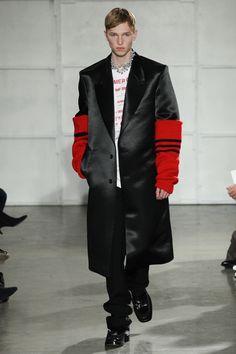 Raf Simons | Menswear - Autumn 2017 | Look 4