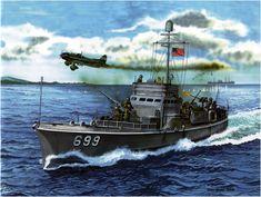 US 110' Subchasers (Cazasubmarinos). Don Greer. 110' Subchasers (Cazasubmarinos) con casco de madera. Las embarcaciones se redefinieron y rediseñaron para enfrentar a los nuevos adversarios durante la Segunda Guerra Mundial. los cazasubmarinos de madera no atraían mucho la atención. Sin embargo, estos buques de guerra de 110 pies, tripuladas en su mayoría por reservistas sin experiencia, realizaron tareas vitales para la flota. Más en www.elgrancapitan.org/foro